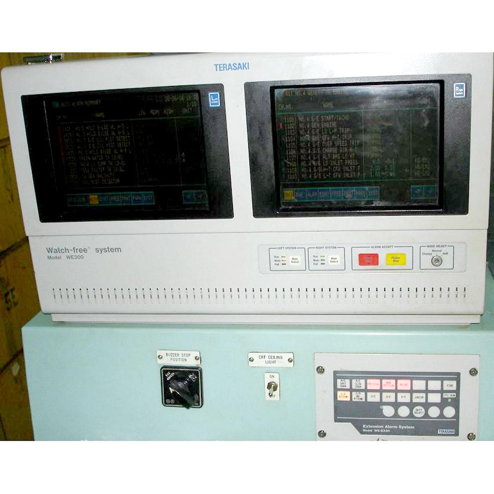 Marine Monitoring System : Unitech control instrumentation pte ltd marine